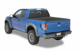 Bestop ZipRail Tonneau Cover For 04-08 Ford F-150 FlareSide (Except ...