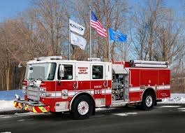 100 Pierce Trucks Frederick County Pumper