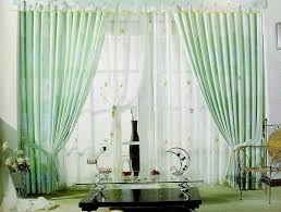 curtains green modern curtains designs 2014 new living room