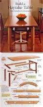 best 25 woodworking table plans ideas on pinterest farm style