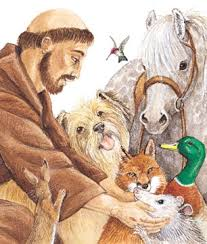 celebrate francis day for the animals shepherding all
