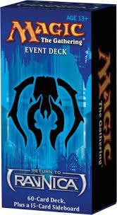 amazon com magic the gathering return to ravnica event deck