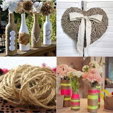 Cheap Wedding Decorations Online by Aliexpress Com Buy 10m Handmade Hemp Jute Twine String