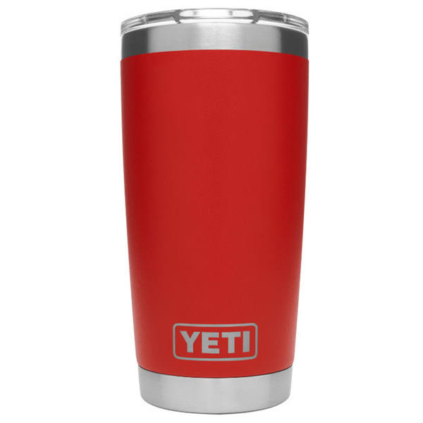Yeti Rambler 20 oz Tumbler - Canyon Red