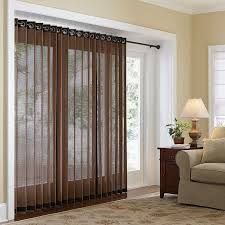 45 Most First rate Hang Curtains Sliding Glass Door