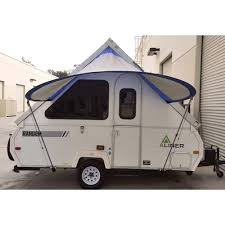 A-Frame Trailer Visor, Silver/Blue - Pahaque Custom Inc ALVSR - RV ... Rv Awning Frame Carter Awnings And Parts Chrissmith 2017 Jay Flight Slx Travel Trailer Jayco Inc Deflapper Max Camco 42251 Accsories Cstruction For Window Youtube Full Time Rv Living Diy Slide Out With Your Special Just Fding Our Way Window Part 2 Power Happy Hook Tie Down Camping World Shop Online For A File 4 Van Cversion Demo Used Fabric Best Canopy Ideas On