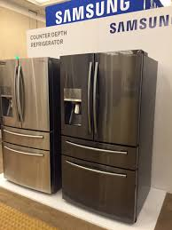 Samsung Counter Depth Refrigerator Home Depot by What U0027s The Next Big Trend For Kitchen Appliances After Stainless