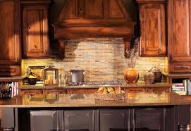 Rustic Kitchen Backsplash Tile