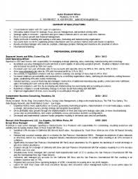Resume Bunch Ideas Of Jewelry Sales Manager Sample Easy For