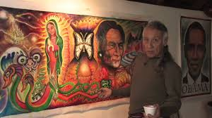 Chicano Park Murals Meanings by Interview With Mario Torero Youtube