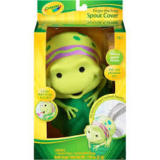 crayola fergie the frog spout cover walmart com