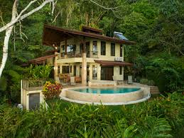 100 2 Story House With Pool Beautiful With Ocean View Osa Tropical