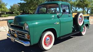1957 Dodge D100 Pickup | S72 | Austin 2015 1957 Dodge Pickup Chrome For Sale All Collector Cars File1957 Pop Truck 8218556jpg Wikimedia Commons D100 For Classiccarscom Cc1073496 Danbury Mint Sweptside 1 24 Cot Ebay Im Looking To Trade Muscle Mopar Forums Realworld Classic Trucking Hot Rod Network S72 Austin 2015 Bobs 1985 Dodge Truck Bills Auto Restoration Giant Power Wagon W100 12 Ton Rare Factory 4x4 Of At Vicari Auctions Biloxi 2017 Information And Photos Momentcar