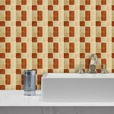 wandtattoos wandbilder möbel wohnen 6pcs 3d mosaik