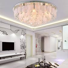 simple style shape k9 chandeliers led remote