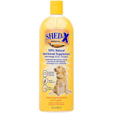 Do All Dogs Shed Their Fur by Shed X Dermaplex Liquid Supplement For Dogs Petco