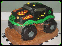 My First Monster Truck Cake - CakeCentral.com Monster Truck Cake Topper Red By Lovely 3d Car Vehicle Tire Mould Motorbike Chocolate Fondant Wilton Cruiser Pan Fondant Dirt Flickr Amazoncom Pan Kids Birthday Novelty Cakecentralcom Muddy In 2018 Birthday Cakes Dumptruck Whats Cooking On Planet Byn Frosted Together Cut Cake Pieces From 9x13 Moments Its Always Someones So Theres Always A Reason For Two It Yourself Diy Cstruction 3 Steps Bake