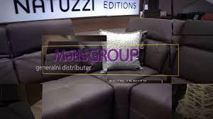 Natuzzi Editions Sofa Recliner by Natuzzi Editions Youtube
