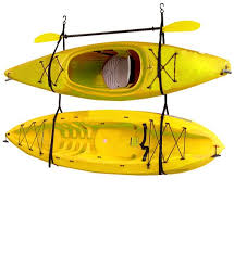 Kayak Hoist Ceiling Rack by Gear Up Inc Kayak Canoe Storage And Portage Hang 2 Deluxe Strap