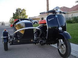Vespa 150 Y Sidecar
