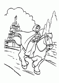 Horse And Rider Coloring Pages Book Area Best Source Barrel Racing