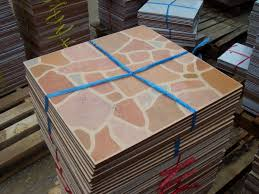 Rubber For Patio Paver Tiles by Triyae Com U003d Backyard Patio Tiles Various Design Inspiration For