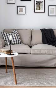 loxomo stehleuchte mit messingring für schlafzimmer