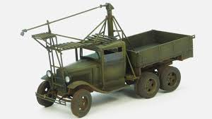 100 Armour Truck UniModel 148 AS2 Russian Airfield Starter SciFi