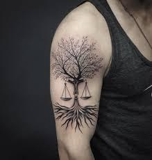 50 Amazing Libra Tattoos Designs And Ideas For Men Women