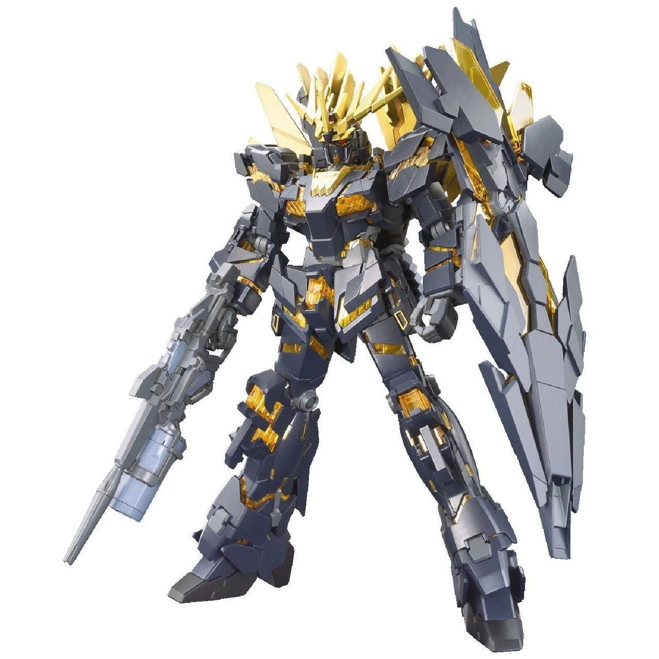 Bandai 02 Banshee Norn Unicorn Gundam Model Kit