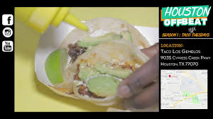 Taco Los Gemelos - Houston OffBeat - Taco Truck Tuesday - YouTube Long Point Breakfast Tacos Houstonia A Mixed Bag For Stationary Taco Truck Seor Tacombi Eater Ny Went To Try Out Taqueria Barba Very Happy With My Torchys Trucks Is This Houston The 10 Most Delicious Food Trucks Around Houston Carecom Taco Are Helping Register People Vote Neogaf In Pics Tilas Mexican Restaurant Cadillac Bar Me Crazy Los Gemelos Offbeat Tuesday Youtube Dea Arrest 17 Over Truck Where Customers Could Order A Side Of