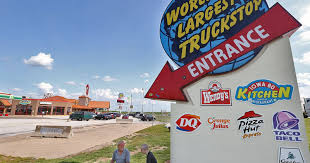 A Trip On Interstate 80, Iowa's Main Street More From Iowa 80 Part 2 Truckstop The Worlds Best Photos Of Iowa80 And Iowa80truckstop Flickr Hive Mind Truck Shows Trucker Tips Blog Take A Tour The Worlds Biggest Truck Stop Business Joplin 44 Stop 80the Largest Dog Wash Youtube Indianapolis Indiana