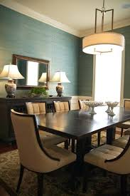 Transitional Dining Room Contemporary Lighting Fixtures