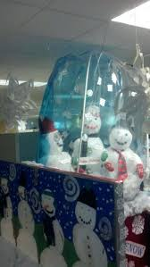 Office Cubicle Holiday Decorating Ideas by Winter Wonderland Decorating Ideas Office Cubicle Winter