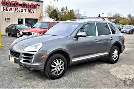 100 Porsche Truck For Sale 2009 Cayenne Gray SUV