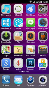 iPhone 6 Launcher Full Free Android Apk DOWNLOAD