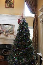Winter Wonderland White Tree