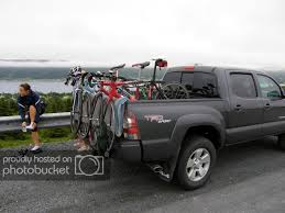 Toyota Tacoma Bike Rack Bed Mount - Victoriajacksonshow Pvc Truck Bed Bike Rack Camping Pinterest Bed Bike Rack 58 Pickup Pipeline Bicycle Diy For Bradshomefurnishings Product Review 1up Usa Fat Quik Best Choice Products 4 Four Pick Up Of The Swagman Pickup Truckbedbike Racks On A 2015 Toyota Topline 2 Carrier Mounted Expandable Cars Truckss Yakima For Trucks Steel Hitchmounted 4bike Fits 2in Hitch Receiver Www Inside By Heinger On Sale Until Friday 2011 Ford F150 Tacoma Mount Victoriajacksonshow