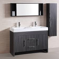 double vanity with top fantastic white double vanity abbey 60