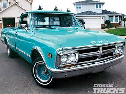 1968 Chevy Pickup | 1968 Chevrolet C10 Front Right | Cool Old Trucks ...
