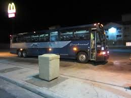 Does Greyhound Bus Have Bathrooms by Did Not See Nothing Gayla Groom