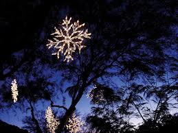 Snowflake Outdoor Christmas Lights – Home design and Decorating