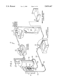 Under Sink Recirculating Pump by Patent Us5829467 Residential Water Circulation System And