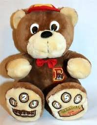 Image Is Loading 1998 STORYTELLING TALKING BABY BEAR GOLDILOCKS AND THE