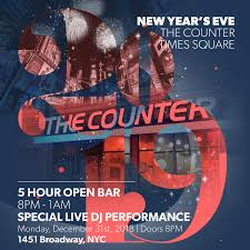 New York City NYE Events Get Tickets Now