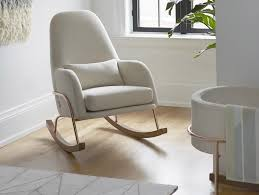 Jackson Rocker Spark Fniture Kloris Tobacco Rocking Chair Cambridge Casual Alston Porch Cathleen Outdoor Luca Linen Me And My Trend Knoll Intertional Barcelona Relax Antique White Painted Wooden Rocking Chair In Corner Of Corda Patio Chairs Vola Glider Fjord Rar Eames Design Brown