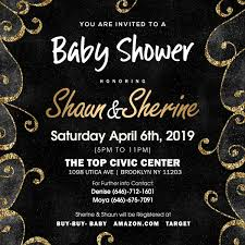 Baby Watertons Baby Shower Tickets Sat Apr 6 2019 At 500 PM