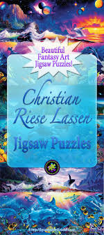 100 Christian Lassen Artist Riese Jigsaw Puzzles Absolutely Magical
