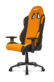 Video Gaming Chair With Footrest by Akracing Prime Gaming Chair Orange Akracing Usa