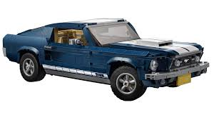 100 1960s Ford Truck Lego Unveils Mustang Creator Set